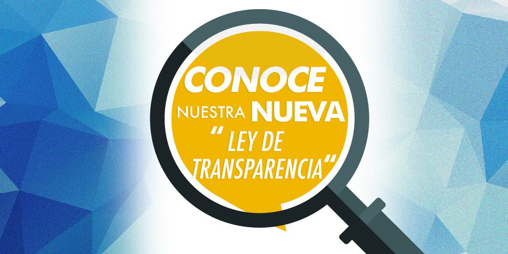nueva ley 05-2016